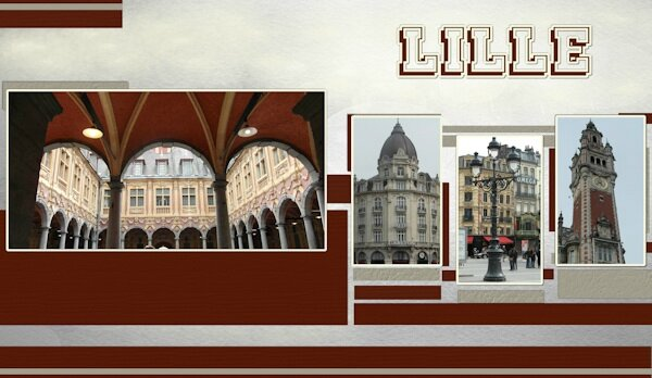 Lille capitale des flandres monuments vieux lille scrap for Lille capitale des flandres