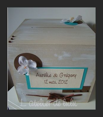 urne_de_mariage_turquoise_orchidee