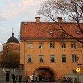 Uppsala en automne