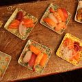 In the mood for sushis