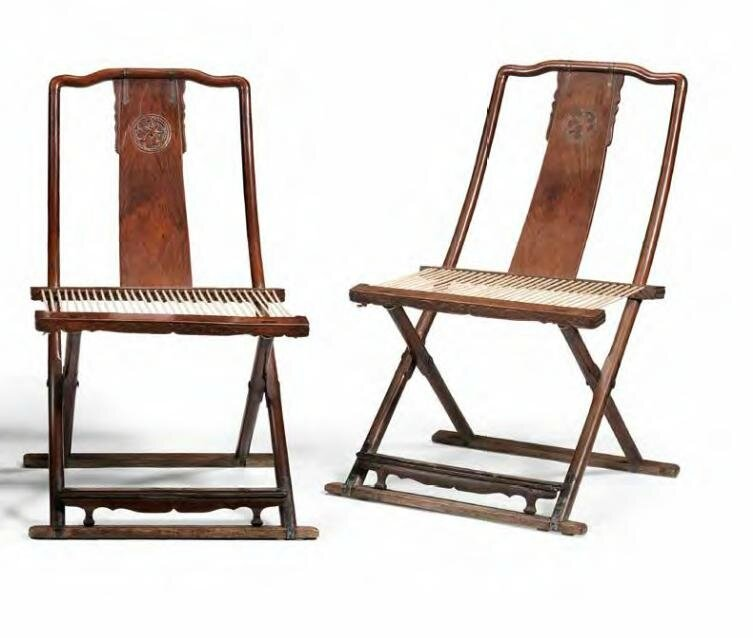 £5 Million For Incredibly Rare Chinese Chairs At Bonhams Chinese Art Sale