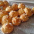 Chouettes chouquettes !!!