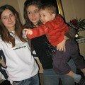 avec Mathilde et Béré