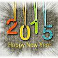 Bon réveillon & bonne année 2015 à tout le monde