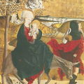 Maitre de MONDSEE - Fuite en Egypte - 1500 - VIENNE