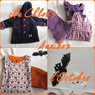 La Chloé's AnniBox d'Octobre
