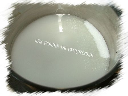 Crème au beurre 1