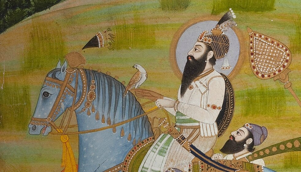 Image result for early sikh art