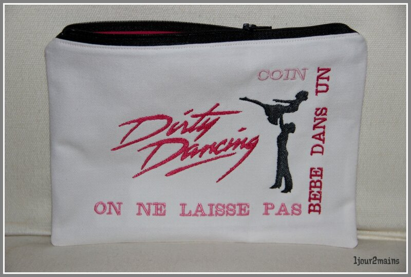 trousse dirty dancing
