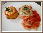 0209 - dos de cabillaud au four à la tomate