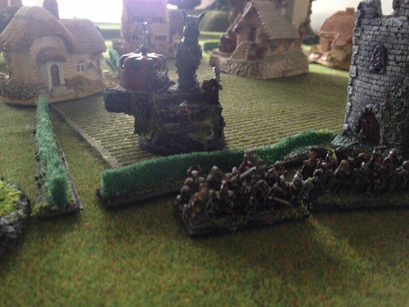Rapport de bataille Bretonnie chaos 2000 points 103370854