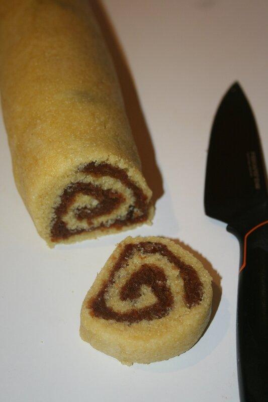 Makrouts roulés 2 - Minouchka