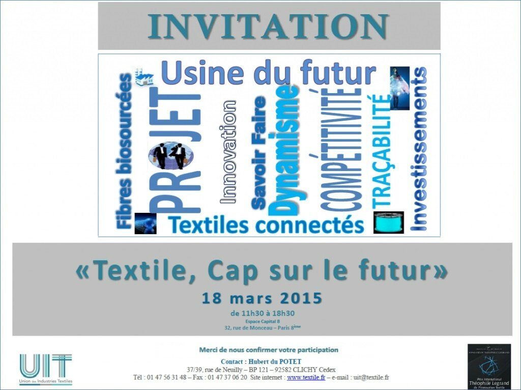Invitation Paris PTL 2015