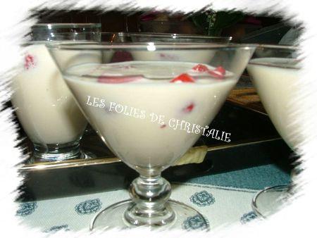 Panna-cotta vanille fraises 5