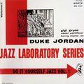 Duke Jordan - 1955 - Do It Yourself Jazz Vol