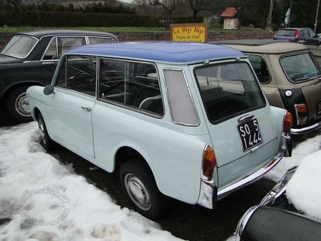 autobianchi bianchina panoramica, 1957 1970, 4