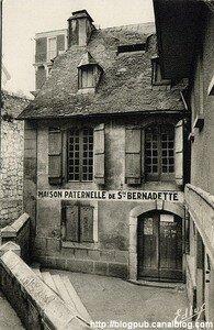 Lourdes_maison_paternelle_de_Bernadette