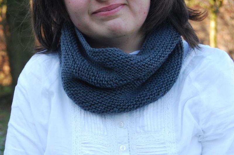 tricoter quelque chose de facile