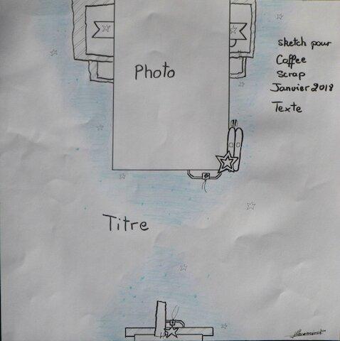 sketch cofee