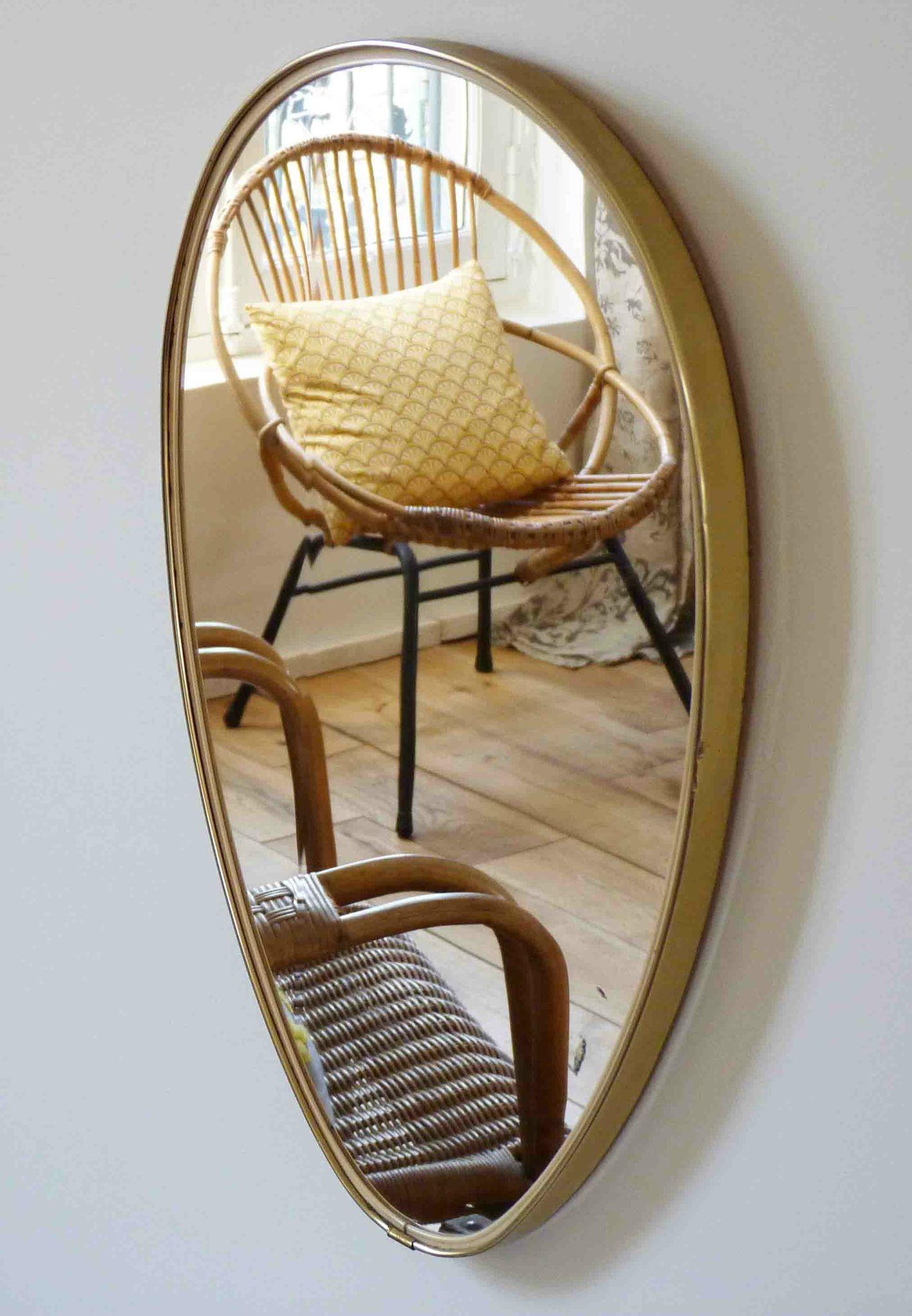 Miroir Année 50 miroir oh mon beau miroir ! - charlotsometimes