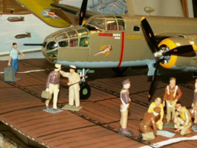 avion B-25B MITCHELL (5)