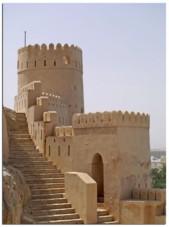 Oman_Escalier_Tour_Oman