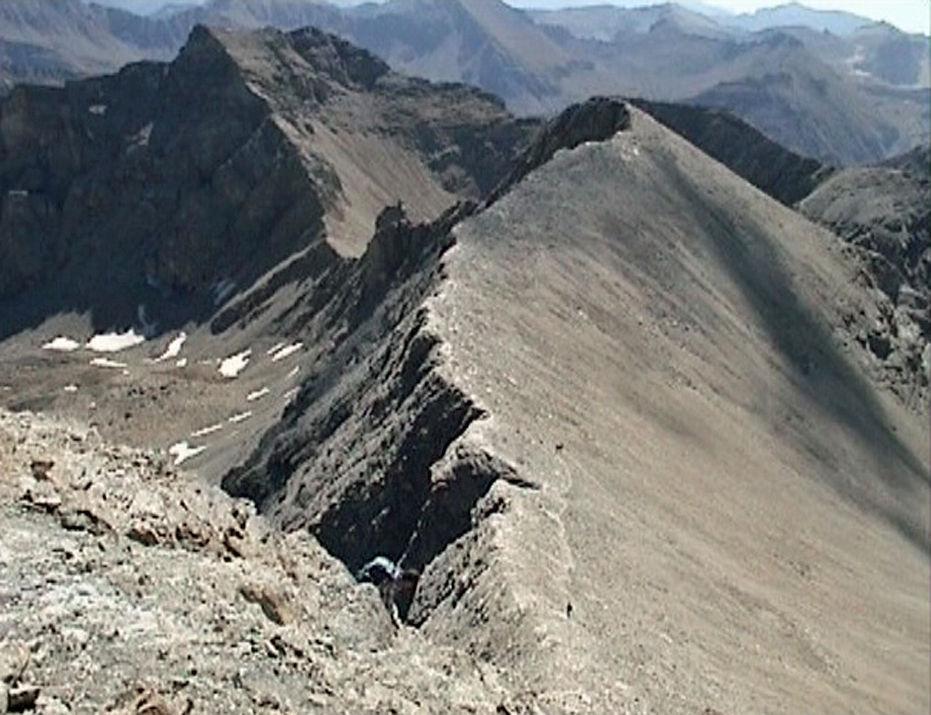 Mont Pelat 3051 m du Laus - Mercantour