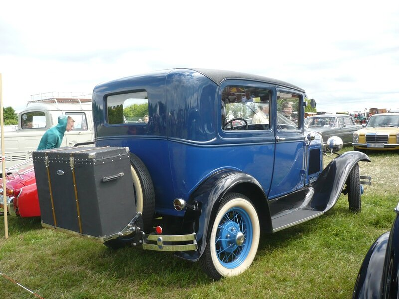 FORD Model A 2door Sedan 1931 Eutingen (2)