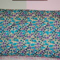 coussin 40/60 liberty poppy and daisy collector, 40 euros