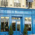 Hôtel cosy dans le Marais