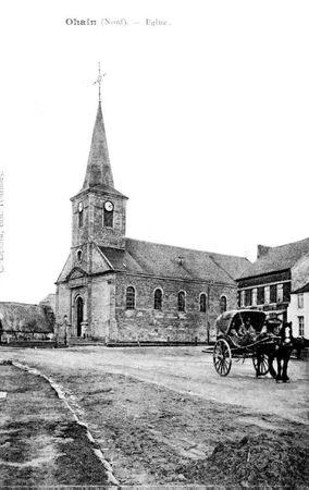 OHAIN-L'église
