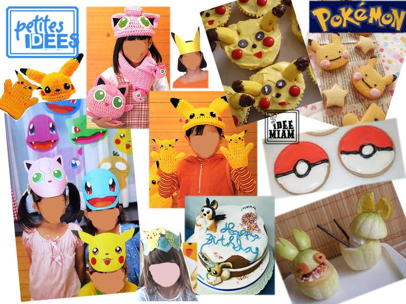 animation anniversaire pokemon