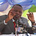 Rdc : les élections doivent être une urgence, selon vital kamerhe