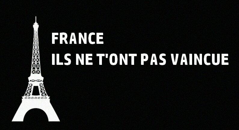 FRANCE ILS NE T'ONT PAS VAINCUE