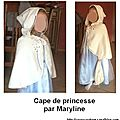 cape princesse maryline