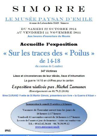 EXPO POILUS