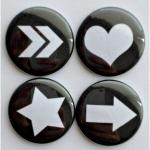 4-badges-fond-noir