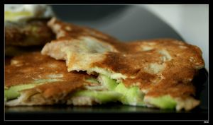 panacakes courgette3