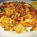 Spécial plats marocain. poisson et choux fleur à la marocaine !