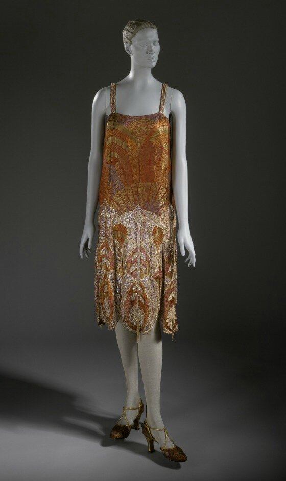 Callot Sœurs, Woman's Evening Dress, France, circa 1925