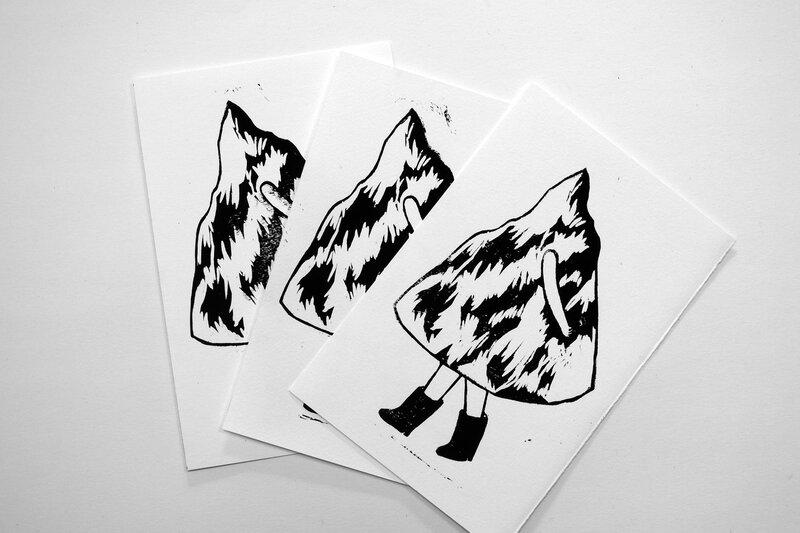 montagne cartes