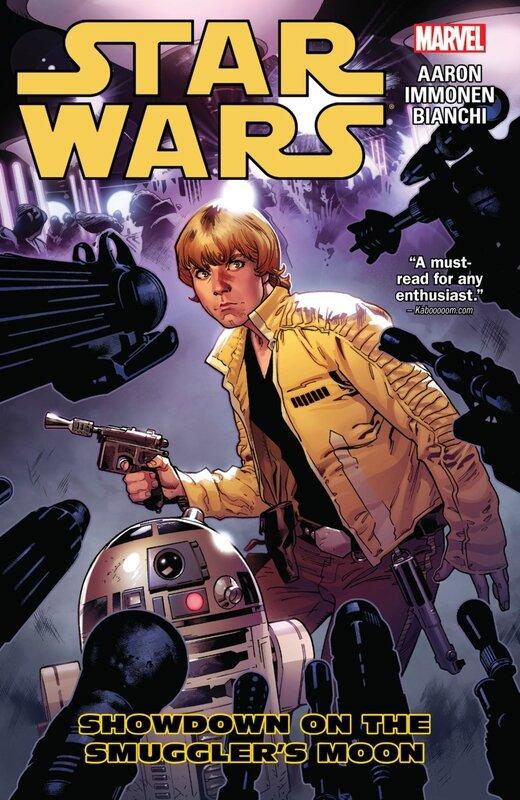 star wars vol 2 showdown on the smuggler's moon TP