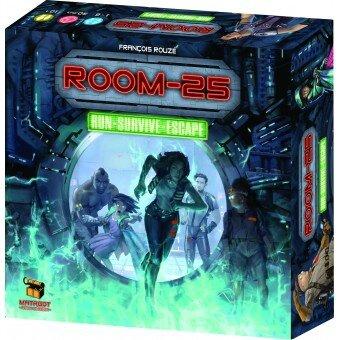 Boutique jeux de société - Pontivy - morbihan - ludis factory - Room 25 seconde édition