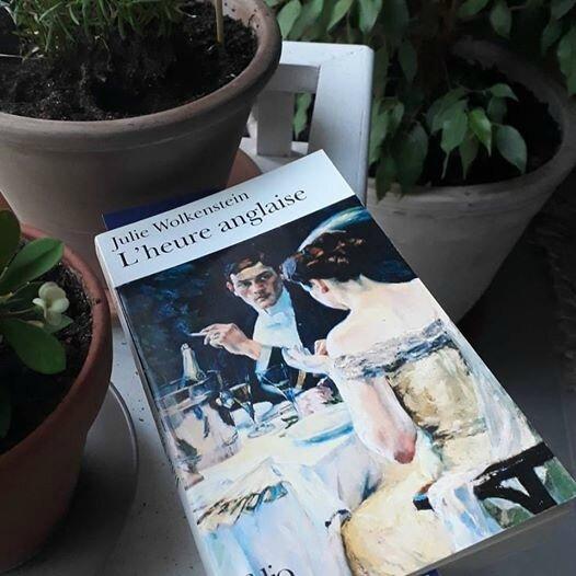 L'heure anglaise, Julie Wolkenstein ~ objectif PAL de juin