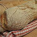 Pain à la farine de chicorée (painicorée)