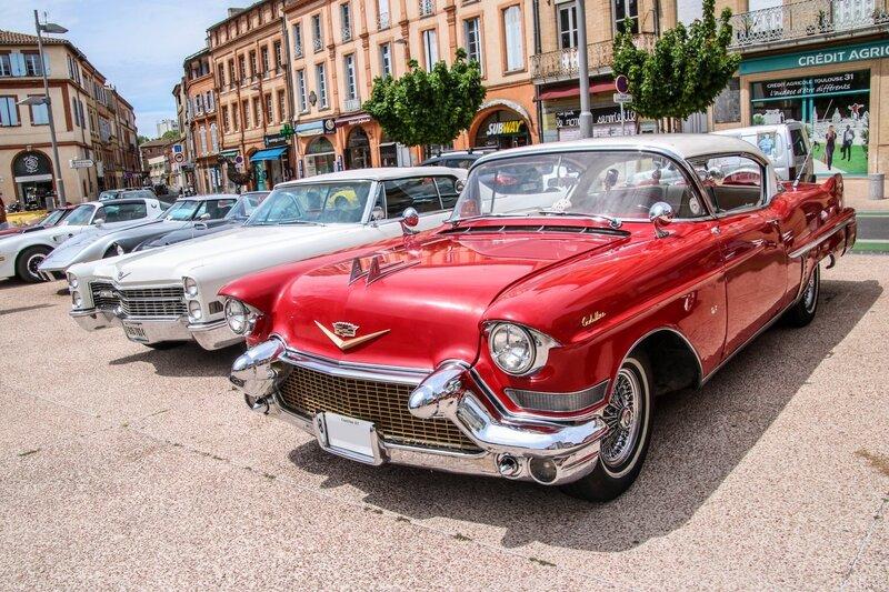 Cadillac Coupé De Ville 1957
