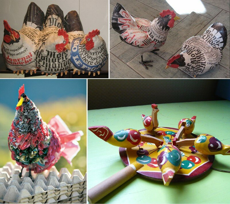 poulettes non comestibles mam 39 zell jeannette. Black Bedroom Furniture Sets. Home Design Ideas