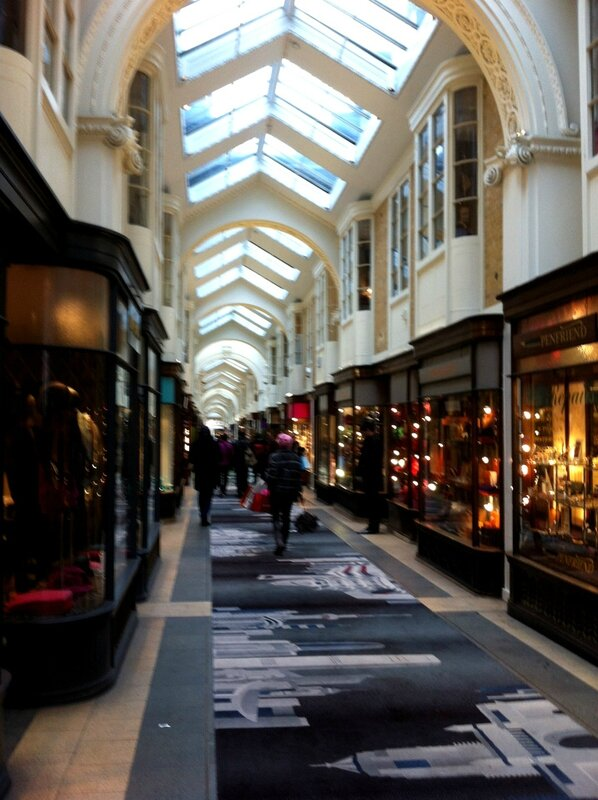 passage piccadilly