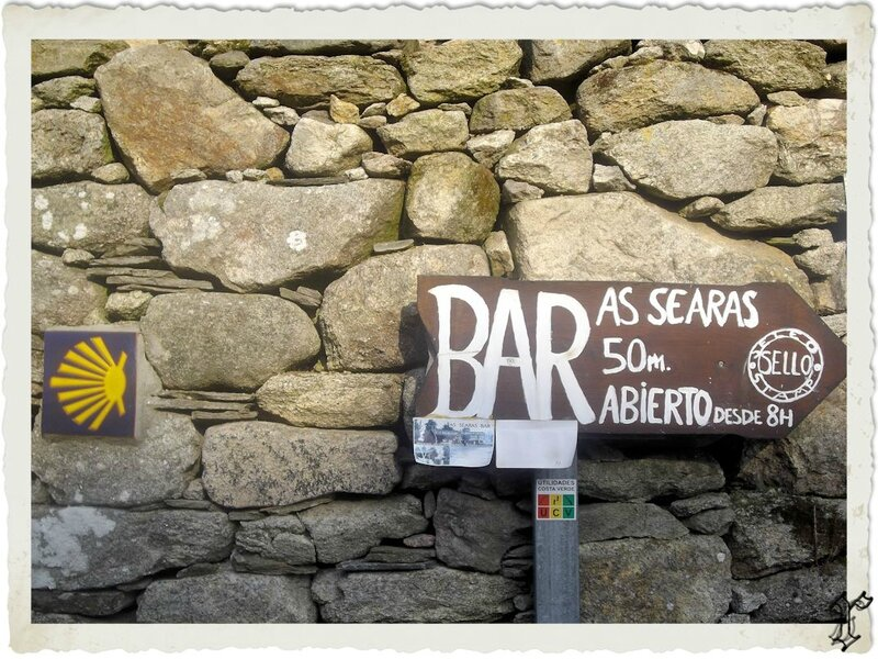 panneau As Searas bar_San Vincente do Burgo
