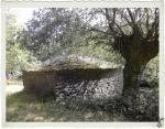 route rurale vers église paroissiale San Miguel de BACURIN_2
